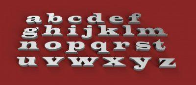 wide latin font lowercase 3d letters stl file toys games & hobby 3D printing model, 3D printing file, 3D printable model, 3D printing design, 3d print, 3dletter, 3dletters, type, decorations, words, other, gadgets, fonts, language, sign, symbol, letter, stlfile, 3dmodel, 3dprint, alphabet, letters, font, text, 3dprinting, school, toy