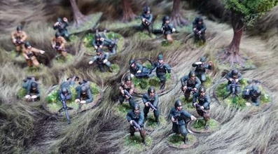 28mm ww2 italian infantry platoon support - wargaming3d 28mm miniature set 21 sculpts 28mm ww2 italian infantry file contains all 21 sculpts plus bonus bersaglieri feather plume can attached helms if required set consists 5 soldiers rifle poses advancing 1 soldier lmg loader advancing 1 soldier smg 2 officer poses rifles 1 officer pose smg 1 kneeling officer binoculars 1 mmg gunner 2 crew 1 solothurn s18 1000 atr gunner 1 crew 1 soldier firing brixia model 35 mortar 1 crew 1 radio operator rf1 radio set 1 senior officer cap bonus feather bersagiieri these sculpted print separately glue helmets attach using software such meshmixer figures scaled work nicely alongside warlord plastic figures all together 22 sculpts all sculpts listed above included purchase set these have been tested elegoo mars anycubic photon resin printer they have not been tested fdm printer all figures un-based does not include trees terrain etc just figures update requested have added head tropical helm tropical helm its own should allow you swap heads programs such meshmixer physically cutting gluing have now also added tropical helm head rosette front helm alpini hat head alpini hat have now added adrian helmet too thanks propylene's help see below