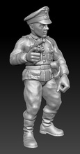 german officer 02 - wargaming3d 28mm miniature german officer 02 - wargaming3d 28mm miniature