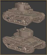 ot-130 xt-130 kht-130 - wargaming3d 28mm miniature ot-130 xt-130 kht-130 - wargaming3d 28mm miniature