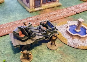 truck mounted polsten triple 20mm aa guns - 28mm scale - wargaming3d 28mm miniature file consists original design triple polsten 20mm cannons mounted modified 60f truck truck file remix bergman's file remixed 60f cargo truck itself available site free download british mounted polsten 20mm guns single triple quad mounts both towed truck mounted weapon systems model represents triple polsten pack rear bed 60 f truck checked m bergman he graciously allowed me include modified 60f gun pack