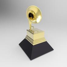 59th annual grammy award trophy art award grammy awards grammy's award trophy