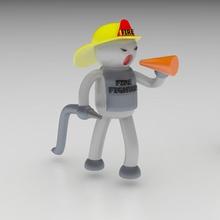 les pompiers entendu jour art art beheardday sapeur-pompier