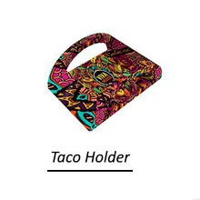 hola taco holder housewares color food holder mexico taco taco holder
