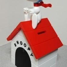snoopy vs red baron bank toys bank piggy bank pilot snoopy snoopy toy xyzchallenge
