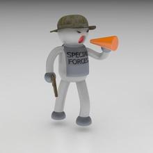 soldat entendu jour art art beheardday soldat
