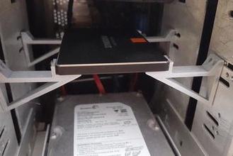 525 25 drive bay bracket other drive bay 525 25 525in 25in ssd bracket ssd pc computer case