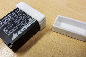 battery terminal cover fuji np-w126 maker diy battery cover terminal cover fuji fujifilm fuji x