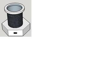 canasta tornillos 3d-Drucker-Teile-Verbesserungen kers