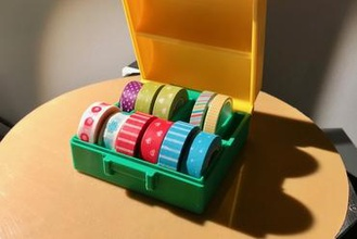carbonoid's washi tape box your home carbonoid washi tape tape roll