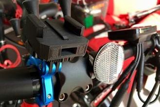 gopro quick release sole 1 4-20 unc tripod thread mount gadget gopro mount quick release leftover filament 1 4-20 unc tripod photography camera video bike