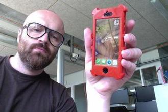 iphone5 case romain di vozzo fashion diy 3d printed open hardware iphone case 123d open source iphone 5 iphone 5 protection romain di vozzo iphone 5 case iphone 5 diy case iphone 5 case ultimaker iphone 5 case cura