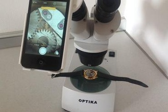 iphone 4 4s support eyepiece maker diy iphone 4 iphone 4s eyepiece microscope