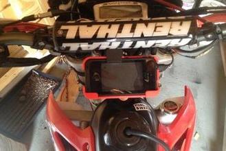 iphone LENKER-Halterung andere iphone mount Motorrad