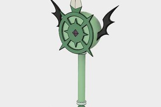 marco wand star vs forces evil solid 3d printer parts enhancements starvstheforceofevil marco magic wand