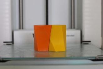 new geometric shape - scutiod - 3d rtgen other scutoid 3d printing new shape shape geometry geometric