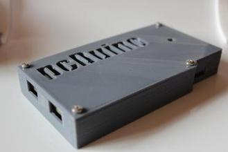 pcduino case gadget enclosure case pcduino