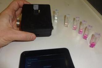 photometer nitrate testing techfortrade water testing soil testing waste water arduino open hardware nitrate