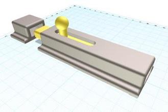 sliding bolt lock single print your home sliding bolt sliding lock lock door bolt bolt lock