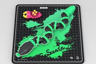 yılan oyuncaklar oyuncak esnek mafsallı yılan easyprint skelpix hacmanhac toysnake