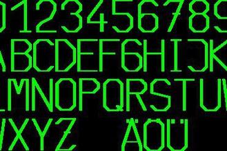 thinliz - single line font svg other svg font single line font one line font gravurschrift einlinienschrift cnc