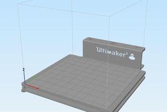 ultimaker2 template simplify3d 3d printer parts enhancements simplify 3d slimpfy3d s3d ultimaker template um2 template sliceing template ultimaker slicing template um2 slicing template
