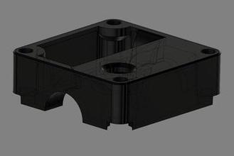um2 print head top 175 filament 3d printer parts enhancements ultimaker ultimaker 2 ultimaker2 print head 175mm 175 um2 printhead bowden head