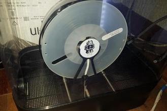 um3 nfc holder polybox 3d printer parts enhancements um3 ultimaker 3 polybox nfc reader