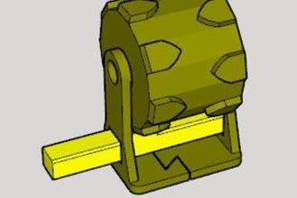 zig zag rotary experimental kit 3d printer parts enhancements zig zag rotary experimental kit
